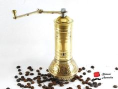 Turkish coffee is famed for the way it is made. It is prepared in an  ibrik , a small coffee pot that is heated. Sugar is added during the...