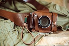 Wotancraft Leather Camera Holster
