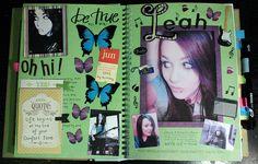 i <3 leah's pages >.<  Leah's Blue #SMASH* Folio - About Me