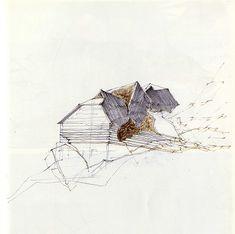 Gunther Domenig. A+U 254 Nov 1991: 46