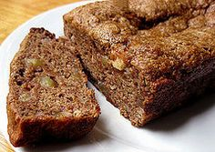 Banana Apple Chunk Bread.