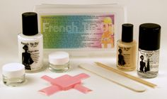 French Tip Dip Signature Deluxe French Manicure & Pedicure Kit French Manicure Kit, French Tip Nails, Manicure And Pedicure, Pedicure Kit, Pedicure Tools, French Tip Dip, Fresher Tips, All Things Beauty, Beauty Nails