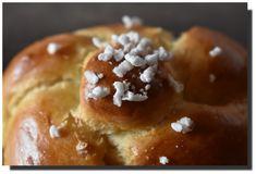 Granulovaný cukr – PEKÁRNOMÁNIE Doughnut, Desserts, Food, Basket, Tailgate Desserts, Deserts, Essen, Postres, Meals