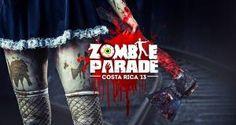 ZOMBIE PARADE 2013 http://desktopcostarica.com/eventos/2013/zombie-parade-2013 #CostaRica