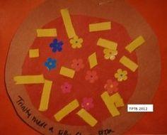 #Pizza Theme for #Preschool and #Kindergarten