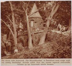 De Monnikendam werd in juli 1930 vrij ernstig beschadigd, doordat enkele door de zware regenval ontwortelde bomen op het bouwwerk terecht kwamen.