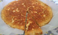 Τυρόπιτα χωρίς φύλλο, αφράτη με σόδα και αναψυκτικό Greek Recipes, Pancakes, Pie, Sweets, Bread, Cooking, Breakfast, Health, Food