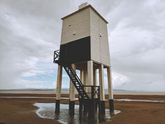 My Summer Wishlist: Waves, Caves and Quaint Cottages - Lighthouse - Burnham on Sea Burnham, Caves, Ethereal, Cottages, Lighthouse, Life Is Good, Sea, Writing, World