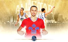 Stephen Curry 2014 NBA All-Star