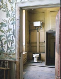 Historical Classical Style interior in London England interior featured In World of Interiors