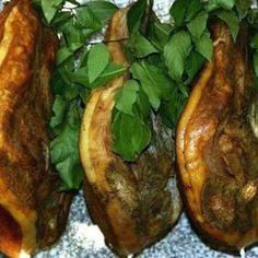 Easy Homemade Costumes, Romanian Food, Smoking Meat, Baked Potato, Sausage, Food And Drink, Mint, Beef, Ethnic Recipes
