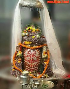 Today, Jan. 11 pic of Bhasma Aarti of Lord Mahakaleshwar Ujjain.  Visit Ujjain for Simhasth during Apr. - May 2016