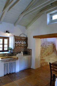 Cephalonian country kitchen