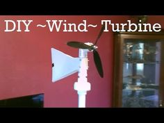 DIY Video : How to build a Simple Homemade PVC Wind Turbine Generator with Swivel Top .Produces electricity to run lights, charge batteries - Page 2 of 2 - Practical Survivalist