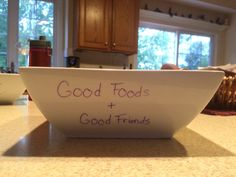 Good Food + Good Friends by JumperKellyPhotos on Etsy