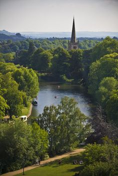 Stratford Upon Avon, Warwickshire, England