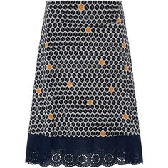 White Stuff Park Avenue Jersey Skirt (200 PEN) ❤ liked on Polyvore featuring skirts, a-line skirts, midi skirts, a-line maxi skirts, patterned maxi skirt and print maxi skirt