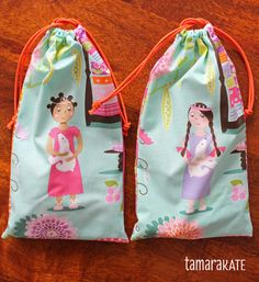 princess-the-pea-fabric-loot-bags.png 580×632 pixels
