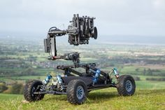 Filming Pedal Progression with an RC off-road buggy!   Wideopen Magazine