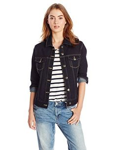 Liverpool Jeans Company Women's Perfect Denim Jacket -- You can find more details by visiting the image link.