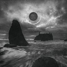 ▶ Downfall of Gaia - Aeon Unveils the Thrones of Decay ( full album / 2014 ) // post - blackmetal Music Covers, Album Covers, Gaia, Nostalgia, Garden Studio, Sci Fi Fantasy, Kinds Of Music, Cool Things To Buy, Stuff To Buy