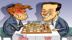 Blitz #21: GM Alexei Gavrilov vs IM Michael Rahal: Defensa Francesa