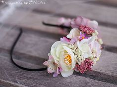 jitkita / kvetinova celenka Rose, Flowers, Plants, Wedding, Products, Valentines Day Weddings, Pink, Plant, Roses