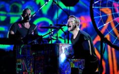 Coldplay performs at the 54th Annual GRAMMY Awards!