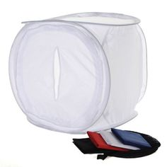 10 X 40x40cm Photo Studio Shooting Light Box Tent+4Color Backdrops #Affiliate