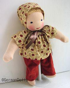 blond pumpkin baby 3 by germandolls, via Flickr