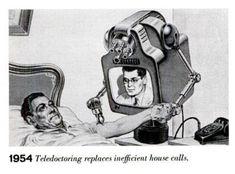 The future of medicine. Art Vintage, Vintage Ads, Vintage Stuff, Techno Gadgets, Steampunk, Nova Era, Classic Sci Fi, Fallout New Vegas, The Future Is Now