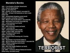 Gory Graphic & Bloody Eyewitness Account of Nelson Mandela's bombs: Amanzimtoti 23 Dec 1985 - European Knights Project Nelson Mandela, African National Congress, Car Bomb, Role Player, Poster Boys, Military Training, The Ugly Truth, New World Order, Atheist