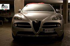 OG | Alfa Romeo SUV 'Kamal' | Full-size prototype