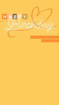 Happy Birthday Template, Happy Birthday Frame, Happy Birthday Wishes Quotes, Friend Birthday Quotes, Happy Birthday Wallpaper, Creative Instagram Photo Ideas, Instagram Photo Editing, Story Instagram, Instagram And Snapchat