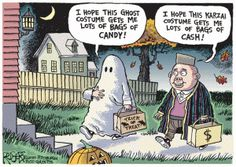 Halloween Jokes about Trick or Treaters