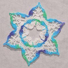 Ravelry: Torreys Peak Snowflake pattern by Deborah Atkinson