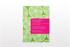 AZIZA - FUNKY AFRICAN INSPIRED WEDDING INVITATION Who says funky cannot be classy? Announce your love with this colorful and fun wedding African themed invitation! Add a touch of your unique style when this invitation is printed in your choice of colors. Your guests will look forward to fun filled event. $2.75