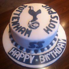 Tottenham Hotspurs Cake