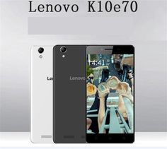 awesome New Original Lenovo K10e70 Android 6.0 MSM8909 Quad Core 1GB RAM 8GB ROM 5.0 inch 4G FDD-LTE 8.0 MP Dual Camera Smart cellphones