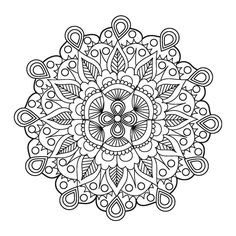 Mandalas for Beginners: An Adult Coloring Book with Simple and Easy Designs for Meditation, Mindfulness, and Peace: Jade Summer, Adult Coloring Books: 9781539164661: Amazon.com: Books