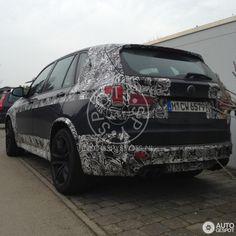 Spied Again: 2015 #BMW X5M