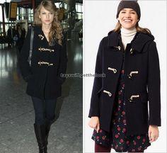 UNIQLO Wool Blended Toggle Duffle Long Coat   Uniqlo jackets, Dark ...