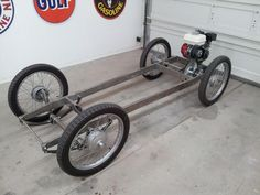 cyclekart chassis photo by DThomas1925