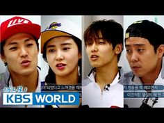 Cool Kiz on the Block | 우리동네 예체능 - The Cool Kiz Swimming Festival, part 2 (2015.10.06) - YouTube