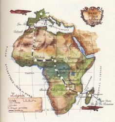 Carnet de voyage Afrique