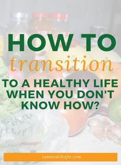 Want to live healthy but you don't know how? Learn how using this simple process. Health / women / recipe / meal prep / exercises / fitness