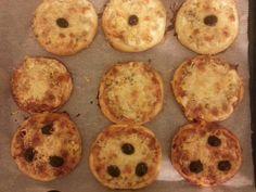 Pizza parti (après cuisson)