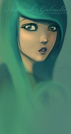 Emerald by *gabbyd70 on deviantART