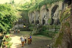 Goa Gajah - Famous Natural Attractions in Ubud Bali