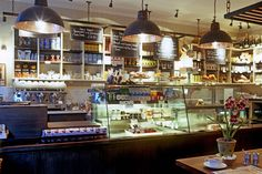 Mount Street Deli, Mayfair, London